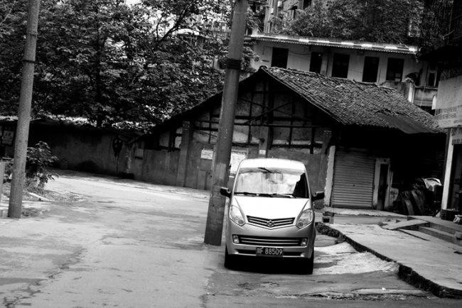 alley-car