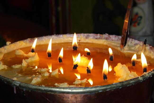 gyantse-candle