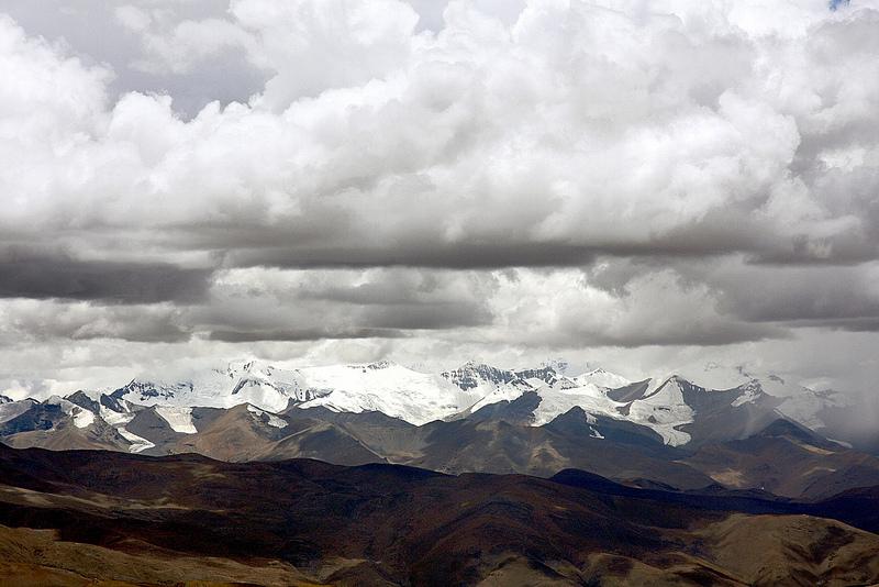 Himalaya view Tibeet