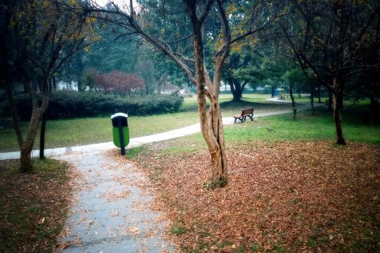 UESTC park - sm