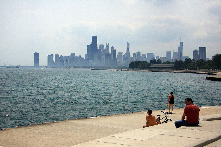 Chicago and Lake Michigan_opt