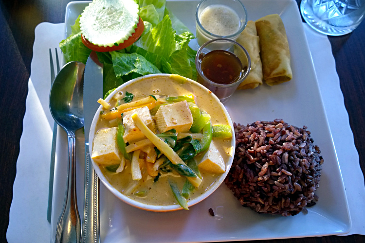 Vegan Thai