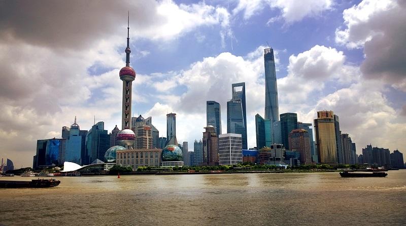 Shanghai Pudong skyline - Copy