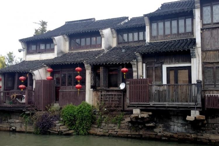 Suzhou Shantang Lu 1