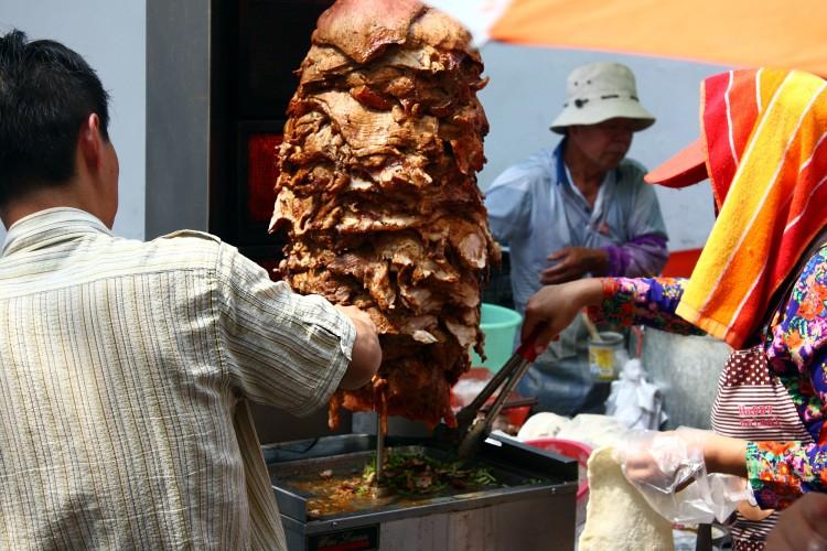 Shanghai sandwich maker