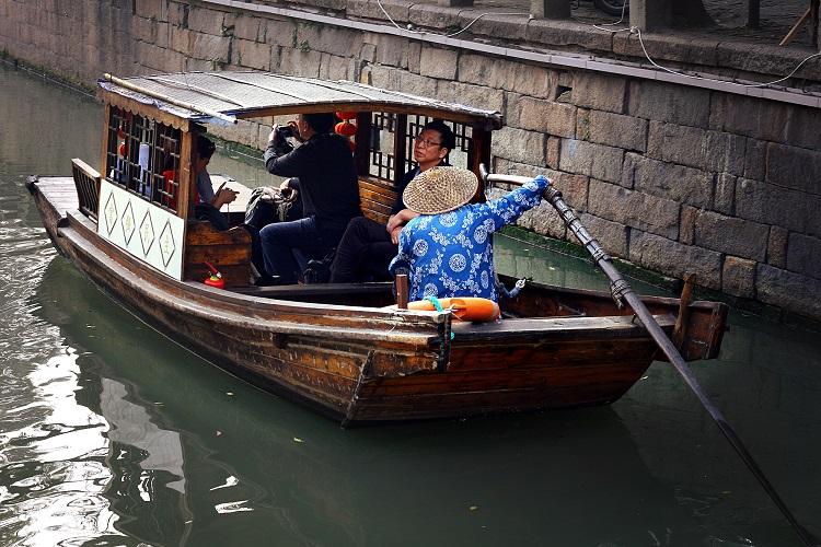Suzhou boat 1