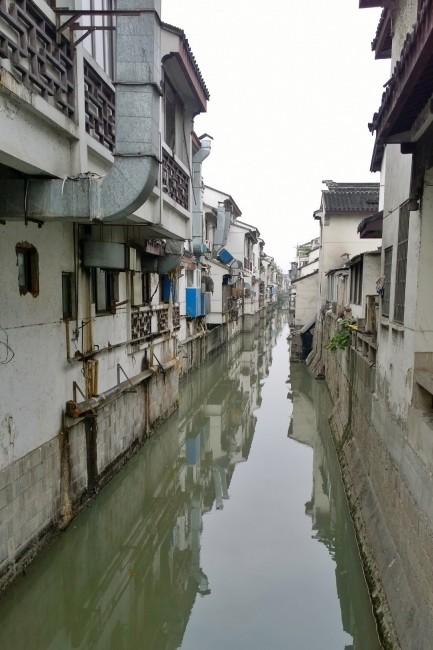 Suzhou water town