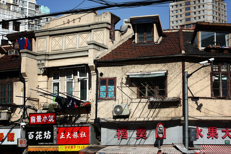 Shanghai old buildings 1_opt
