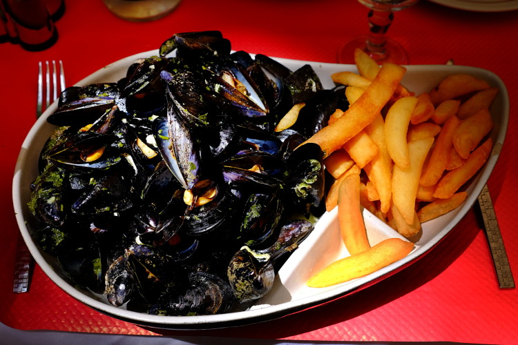 Aix Cafe Cintra moules frites_opt