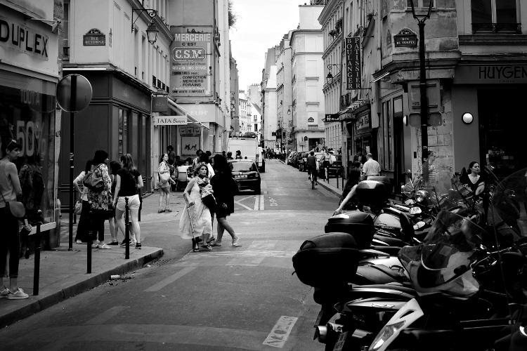 rue Marais mono sm