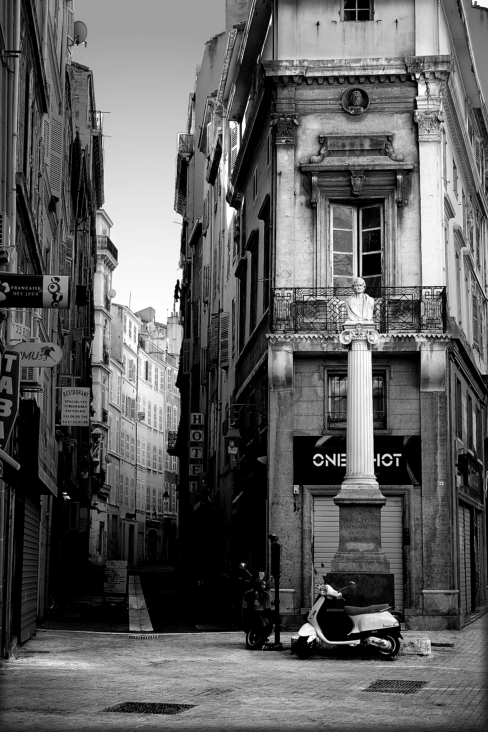 Rue de Rome 4
